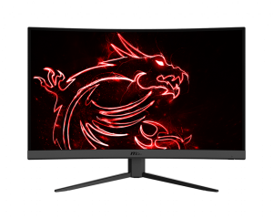 Monitor MSI Optix G27C4 curved czarny