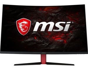 Monitor MSI Optix AG32CQ Curved czarny