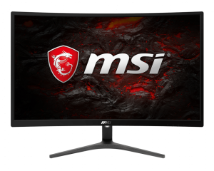Monitor MSI Optix G241VC Curved czarny