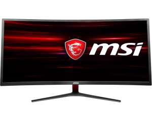 Monitor MSI Optix MAG341CQ Curved czarny
