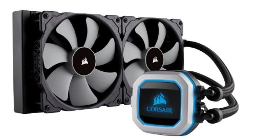 Corsair Hydro Series H115i Pro RGB 2x140mm RGB Liquid CPU Cooler