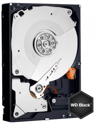 Western Digital Black 1TB 3,5'' 64MB SATAIII/7200rpm