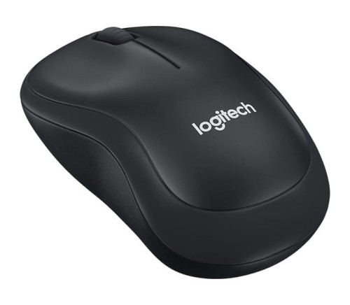 Logitech B220 Wireless Mouse Silent Black 910-004881