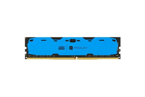 GOODRAM DDR4 IRIDIUM 4GB/2400 15-15-15 512*8 Niebieska