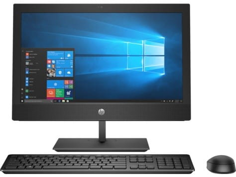 HP Inc. Komputer biznesowy ProOne 400 G5 AIONT i5-9500T 256/8GB/DVD/W10P 7PH16EA