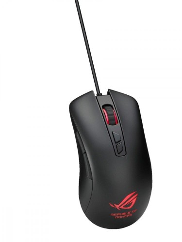 Asus GT300 ROG Harrier USB/AURA/5000DPI/BLACK