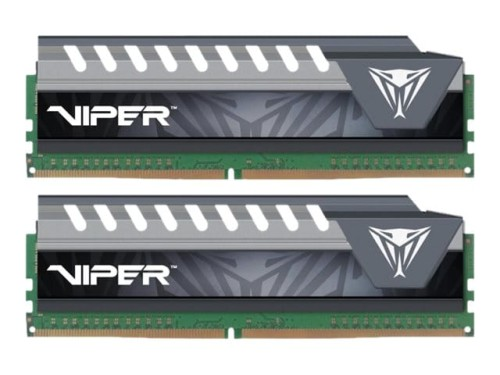 Pamięć RAM Patriot Viper Elite DDR4 8GB (2 X 4GB) 2666MHZ CL16 Gray