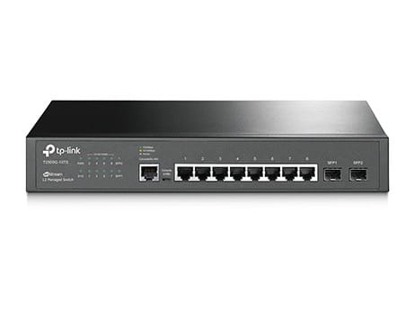Switch TP-LINK T2500G-10TS(TL-SG3210)