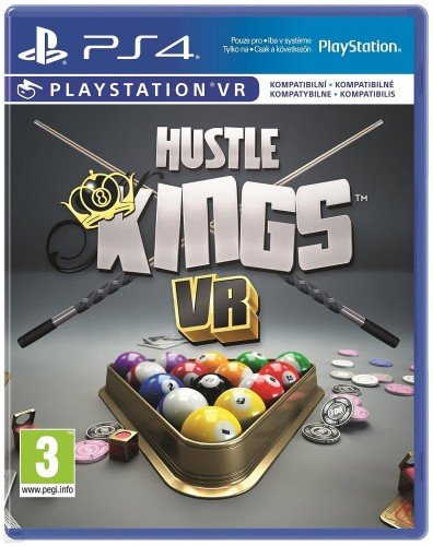 Gra Sony Hustle Kings VR