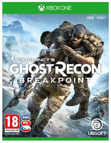 Gra Xbox One Ghost Recon Breakpoint