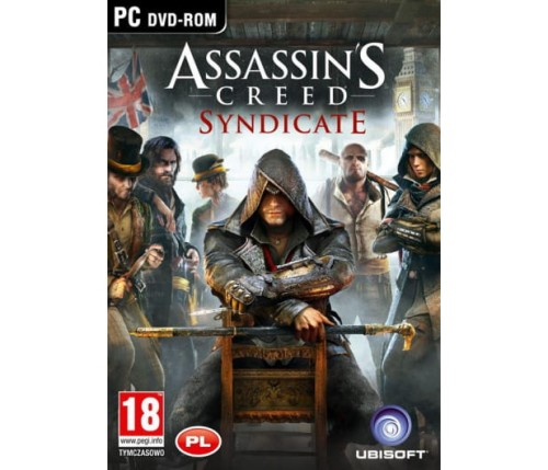 Gra PC Assassin's Creed Syndicate