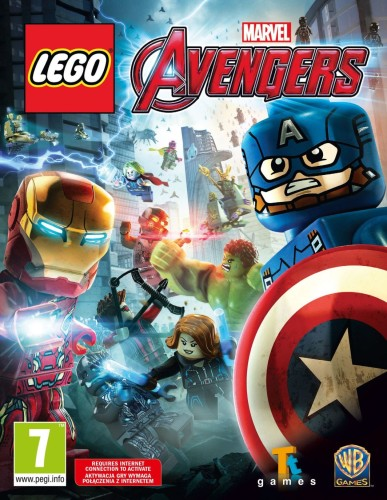 Gra PC Lego Marvel's Avengers