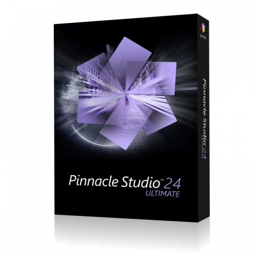Corel Pinnacle Studio 24 Ultimate PL/ML Box   PNST24ULMLEU _0