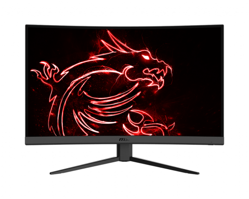 Monitor MSI Optix G32C4 Curved czarny 165Hz